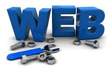 Создание, обслуживание, поддержка и продвижение веб-сайтов, продажа доменов в зонах RU, COM, РФ и других.